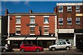SK3516 : 55-57 Market Street, Ashby-de-la-Zouch by Oliver Mills