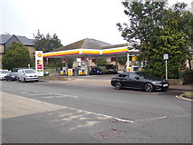 TL4501 : Shell Fuel Filling Station by Geographer