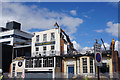 TA0929 : Demolition of the former Queens Hotel, Hull by Ian S