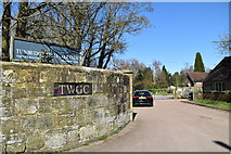 TQ5739 : Tunbridge Wells Golf Club by N Chadwick