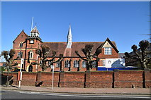 TQ5840 : The Skinners' School, Royal Tunbridge Wells by N Chadwick