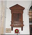 TG2902 : Yelverton WW1 War Memorial by Adrian S Pye