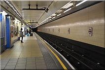 TQ0575 : Heathrow terminal 5 Underground Station by N Chadwick