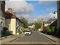 SY6790 : Harewood Road, Poundbury by Malc McDonald