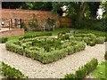 SK7053 : The Education Garden – Tudor Knot Garden by Alan Murray-Rust