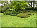 SK7053 : The Education Garden – The Herb Parterre by Alan Murray-Rust