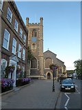 SU7682 : St Mary, Henley-on-Thames: early September 2020 by Basher Eyre