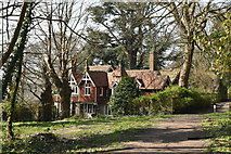 TQ5738 : The Cottage, Tunbridge Wells Common by N Chadwick