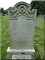 TG2108 : Headstone of Cpl. Walter Whitmore by Adrian S Pye