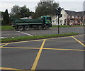 ST3091 : Kevin Cahill lorry, Malpas Road, Newport by Jaggery