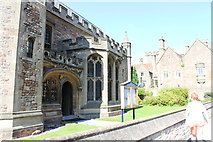 ST5545 : Wells Cathedral School, Music Faculty. by Chris' Buet