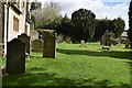 SU7429 : Graves, Church of St Peter and St Paul by N Chadwick