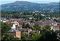 SO5074 : The town of Ludlow by Mat Fascione