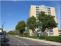 TQ4085 : Woodford Road and Capel Point, Forest Gate by Malc McDonald