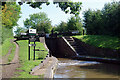 SP2999 : Atherstone Bottom Lock, Coventry Canal by Stephen McKay