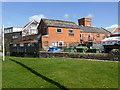 SY4692 : St Michael's Trading Estate, Bridport by Chris Allen