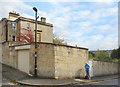 ST7366 : Corner of Sion Hill by Des Blenkinsopp