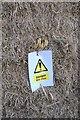 TF0029 : Warning notice by Bob Harvey