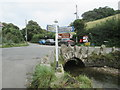 SX5548 : Crossroads  at  Bridgend by Martin Dawes