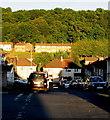 ST3090 : Wooded hillside, Graig Wood, Newport by Jaggery