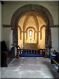 SO4430 : The Altar, Kilpeck Church by Oliver Dixon