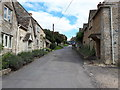 SP0810 : Cottages in Calcot by Vieve Forward
