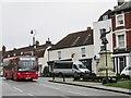 TQ4454 : Westerham - Market Square by Colin Smith
