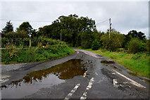H5672 : Gap Road, Mullaslin by Kenneth  Allen