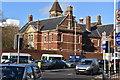 SU6300 : Barham Building, HMS Nelson by N Chadwick