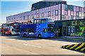 SD8010 : Open Top Bus at Bury Interchange by David Dixon
