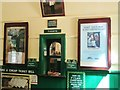 TQ3729 : Horsted Keynes Station - Ticket Window by Colin Smith