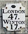 SU7139 : Alton - Milestone by Colin Smith