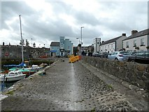 D2818 : Carnlough Harbour by Gerald England