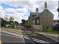 TL5756 : Six Mile Bottom railway station (site), Cambridgeshire by Nigel Thompson