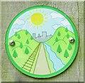 NJ9204 : Aberdeen - Deeside Way by Colin Smith