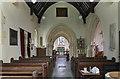 ST7851 : Interior, All Saints' church, Lullington by Julian P Guffogg
