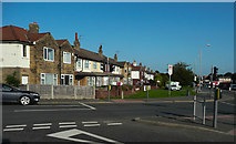 SE2334 : Houses along Stanningley Road at Swinnow by Humphrey Bolton