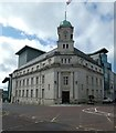 D1003 : Ballymena Town Hall by Gerald England