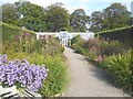 NX7560 : Greenhouse at Threave Gardens by Oliver Dixon