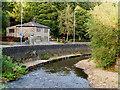 SD9726 : Charlestown, River Calder by David Dixon