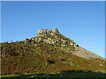 SS7049 : Castle Rock by Matthew Chadwick