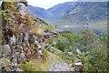 NC2733 : Track below Creag Ruadh (2) by Jim Barton