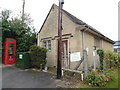 SU2684 : Ashbury Telephone Exchange, Oxon by David Hillas
