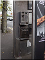 J3573 : Telephone call box, Belfast by Rossographer