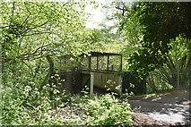 TQ5942 : Footbridge over the railway by N Chadwick