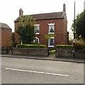 SK6456 : Church House, Main Street, Farnsfield by Alan Murray-Rust