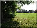 SO9496 : Proud's Lane Field by Gordon Griffiths