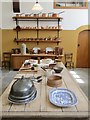 ST1177 : St Fagan's Castle - Kitchen by Colin Smith