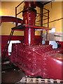 SK2625 : Claymills Victorian Pumping Station - crank end pump, D engine by Chris Allen