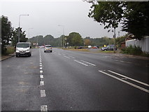 TL4706 : B1393 London Road, Hastingwood by Geographer